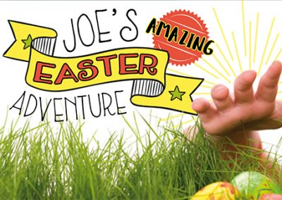 Joe's Amazing Easter Adventure